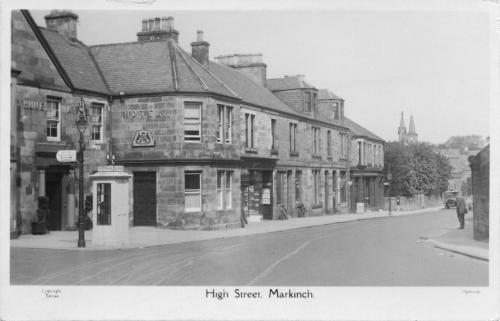 Markinch, High Street Terras (LF)