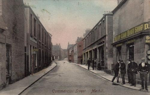 Methil, Commercial Street - eBay