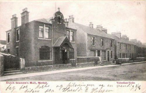 Methil, Dutch Seamens Hall