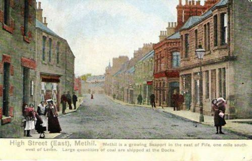 Methil, High Street East