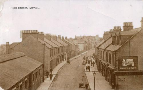 Methil, High Street