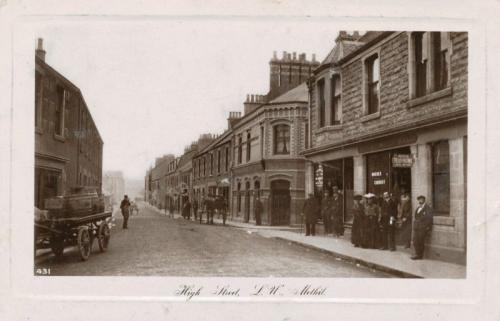 Methil, High StreetL.H