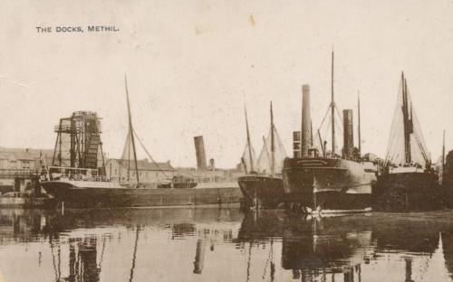 Methil, The Docks