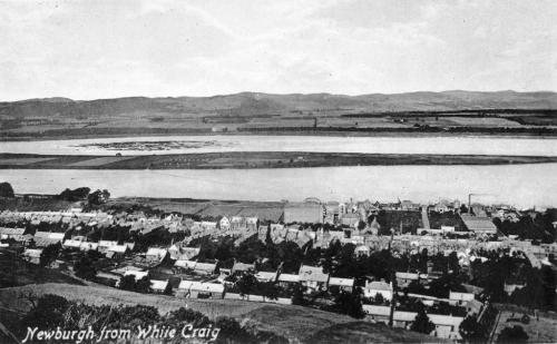 Newburgh, From White Craig 1913 (LF)