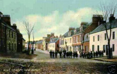 Newburgh, High Street 1908