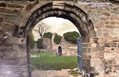 Newburgh, Lindores Abbey South Entrance - eBay