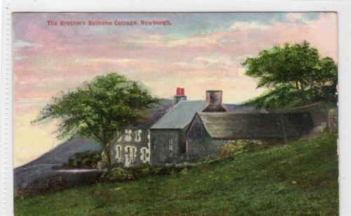 Newburgh, The Brothers Bethune Cottage - eBay
