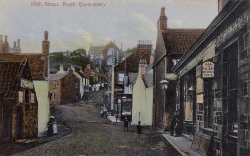 North Queensferry, High Street - eBay