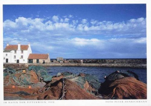 Pittenweem Harbour 2 - Delcampe