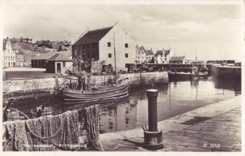 Pittenweem, The Harbour - eBay