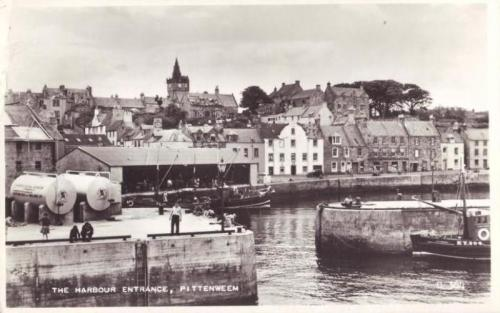 Pittenweem, The Harbour Entrance - eBay