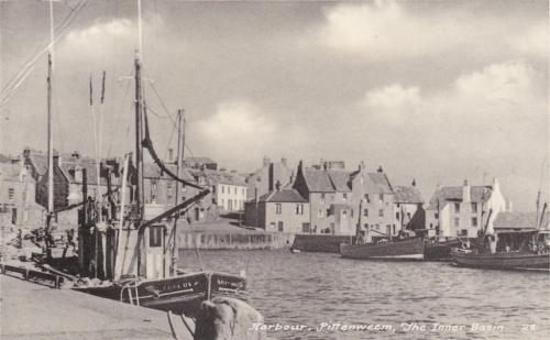 Pittenweem, The Harbour Inner Basin - eBay