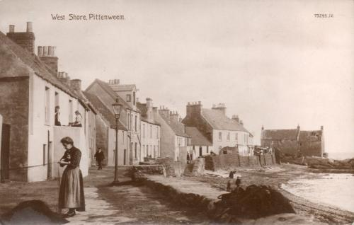 Pittenweem, West Shore - eBay