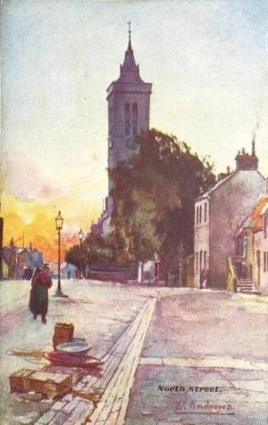 St Andrews, North Street early Cynicus - eBay