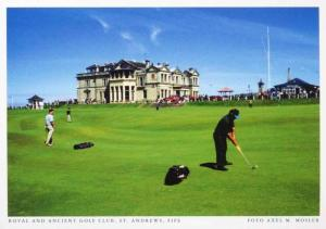 St Andrews, R and A Golf Club - Delcampe