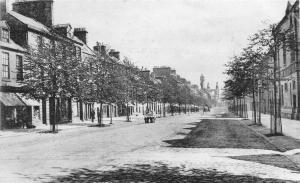 St Andrews, South Street 1896 (LF)