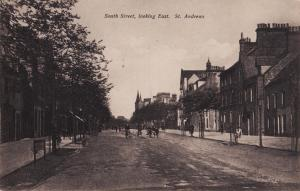 St Andrews, South Street Looking East - eBay