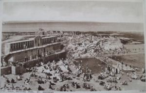 St Andrews, Step Rock Bathing Pool - eBay