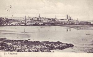 St Andrews, View of Town from across Bay eBay