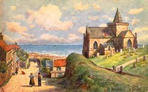 St Monans, Church - Delcampe