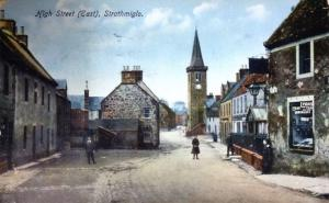 Strathmiglo, High Street, East - eBay