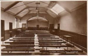 Tayport, Masonic Hall interior - eBay