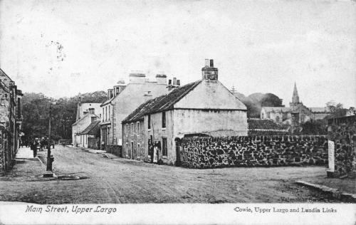 Upper Largo, Main Street 1905 (LF)